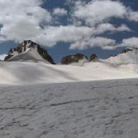 Rohib pass circus (upper reaches og Rohib glasier), Узун