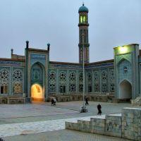 Charki mosque... (Dushanbe, Tajikistan), Узун