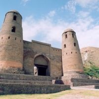 Гиссарская крепость / Hisor castle, Узун