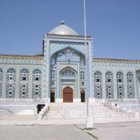 Mosque in Dushanbe, Узун
