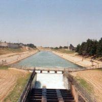 Bewässerungskanal, Шерабад