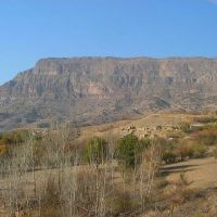 Teshiktosh-Boysun yoli manzarasi, Шерабад