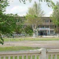 Школа №3 им. В.А. Джанибекова, Ширин