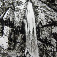 """""""Первый"""" водопад, Бахт"""