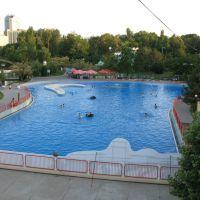 Tashkent, water park, Верхневолынское