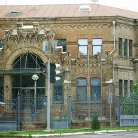 Мариинское женское училище, посольство Франции, Верхневолынское