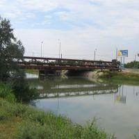 Гулистан,канал им Кирова,мост через 4-й и 3-й мк-он, Гулистан