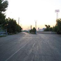 Дорога к стадиону, Гулистан