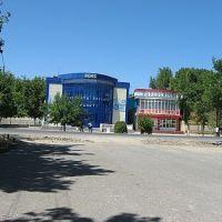 Школа бокса (бывший кинотеатр Гулистан), Гулистан