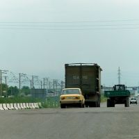 Guliston : route M 34, Димитровское