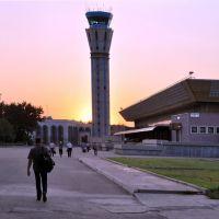 Tashkent International Airport in Tashkent, Uzbekistan, Димитровское