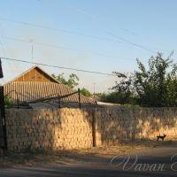 Крыша дома, мы тут проживали........ул. Ленинградская (Озодлик), Сырдарья