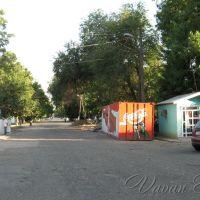 Парикхмахерская около 6й школы и ГорОНО..., Сырьдарья