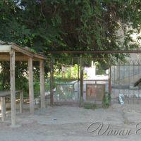 Ворота 3й школы с ул. Садовой..., Сырьдарья