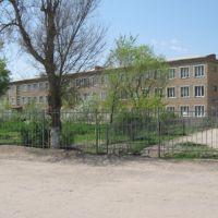27 школа, Сырьдарья