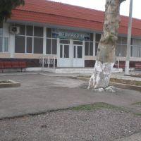 Almazar Railroad Station (former Vrevsky), Алмазар