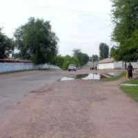 Almazars Lenin street, Алмазар
