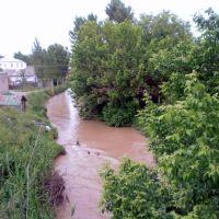 Kurkuldyuk river, Алмазар