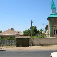 Samarkand street, Алмазар