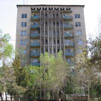 Первая 9-этажка, Ангрен