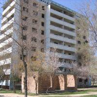 9-этажка между 5-1б и 5-1а, Ангрен
