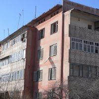 4-й микрорайон, Ахангаран