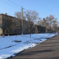 108-я дорога, Ахангаран