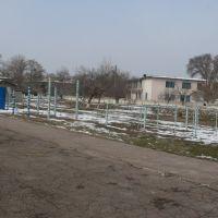 4-я школа, Ахангаран