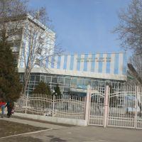 Училище, Ахангаран