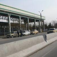 Автовокзал, Ахангаран