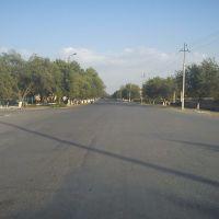 Дорога вдоль канала 13микр., Бакабад
