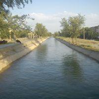 Канал ХозЯз, Бакабад