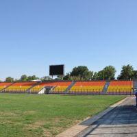Новый стадион, Бакабад