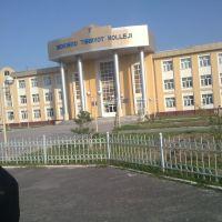 Bekobod Tibbiyot Kolleji, Бекабад