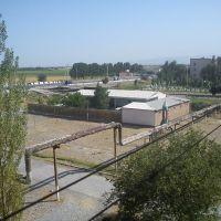 Ташкенская дорога, Бекабад