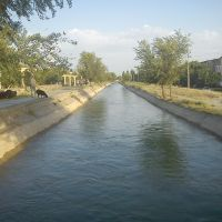 Канал ХозЯз, Бекабад