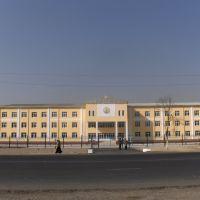 Bekobod sanat kolleji, Бекабад