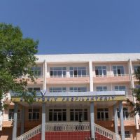 Ozmetkombinat OAJ sanatoriy profilaktoriysi, Бекабад