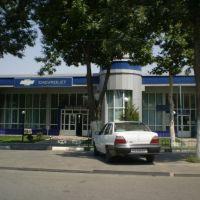 Chevrolet avtoservisi, Бекабад