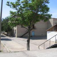 Спуск по лестнице к школе №2, Газалкент