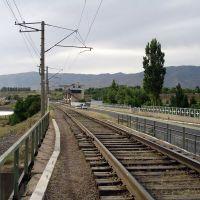 Вид на плотину, Газалкент