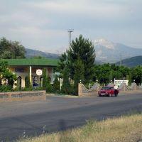 Вид на Чимган, Газалкент