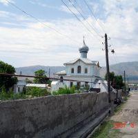 Газалкентская Православная Церковь, Газалкент