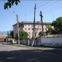 ул. Эльдара Асанова (Розовый дом), Газалкент
