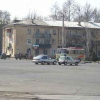 Вид 34 дома по улице Ачила Бабаджанова, Келес