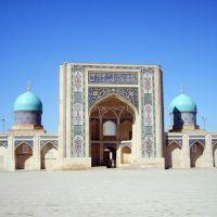 Barak-khan Madrassah, Келес