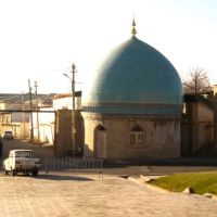 Tilla Sheikh Mosque and Zarkaynar Str., Келес