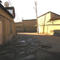 Zarkaynar Str., Old Tashkent, Келес
