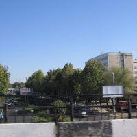 Юнусабадский мост - 3-роддом, Келес