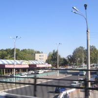 Юнусабадский мост - ул.А.Тимура, Келес